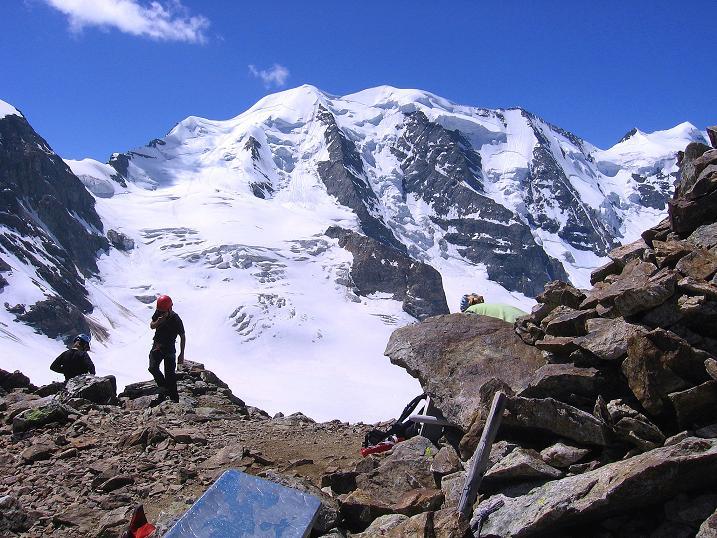 Foto: Andreas Koller / Klettersteig Tour / Klettersteig Piz Trovat (3146m) / 18.07.2009 00:06:27