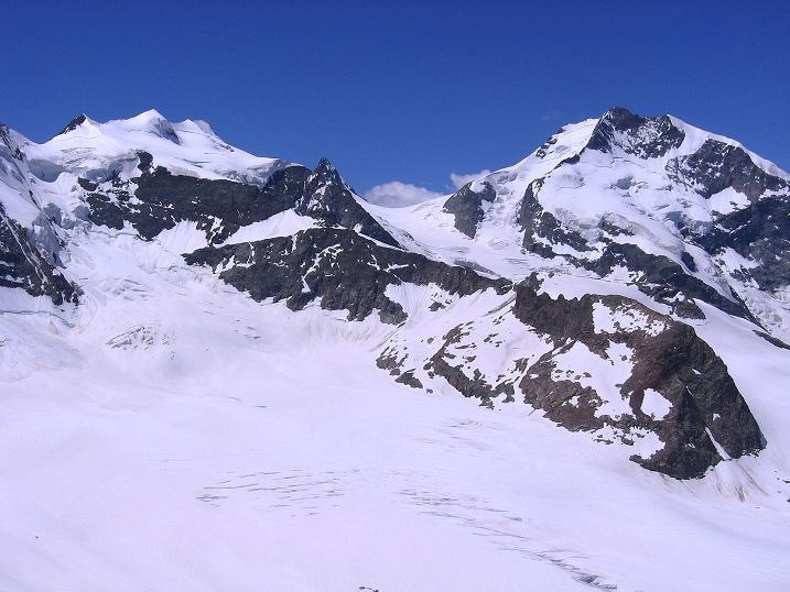 Foto: Andreas Koller / Klettersteig Tour / Klettersteig Piz Trovat (3146m) / 18.07.2009 00:05:42