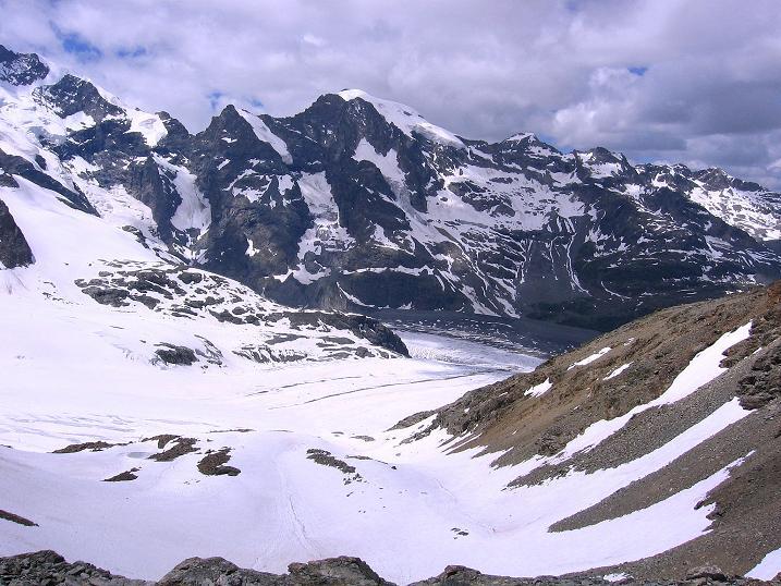 Foto: Andreas Koller / Klettersteig Tour / Klettersteig Piz Trovat (3146m) / 18.07.2009 00:05:03