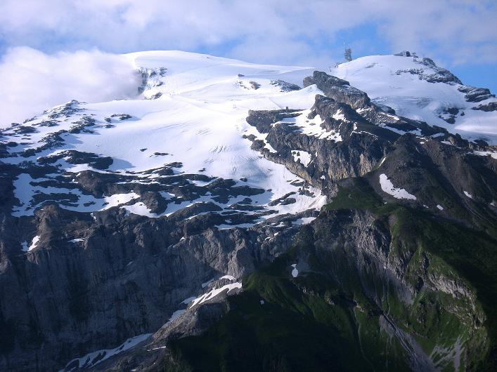 Foto: Andreas Koller / Klettersteig Tour / Klettersteig Brunnistöckli (2030m) / 15.07.2009 02:15:11