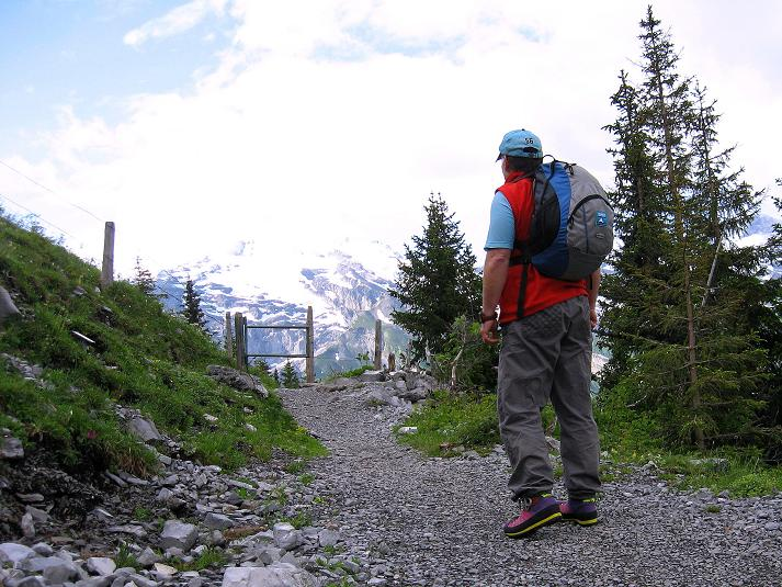 Foto: Andreas Koller / Klettersteig Tour / Klettersteig Brunnistöckli (2030m) / 15.07.2009 02:14:42