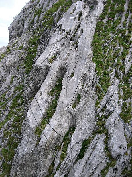 Foto: Andreas Koller / Klettersteig Tour / Klettersteig Brunnistöckli (2030m) / 15.07.2009 02:13:17