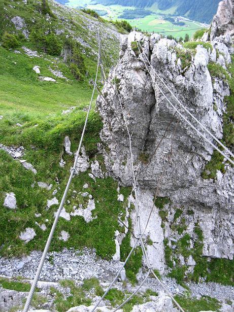 Foto: Andreas Koller / Klettersteig Tour / Klettersteig Brunnistöckli (2030m) / 15.07.2009 02:13:10