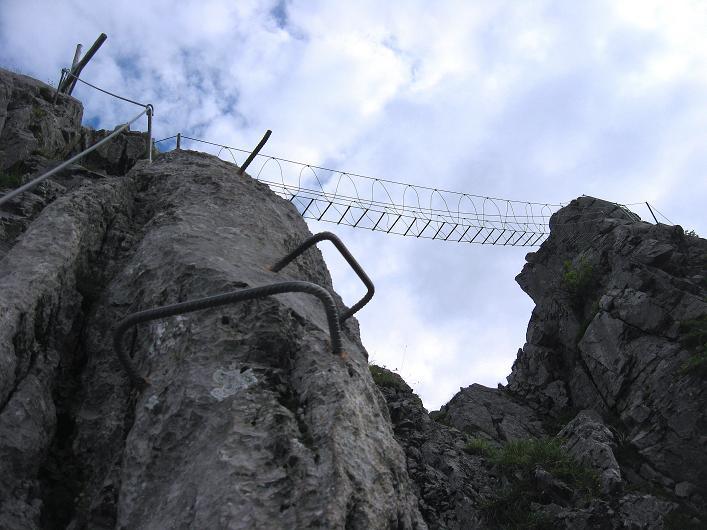 Foto: Andreas Koller / Klettersteig Tour / Klettersteig Brunnistöckli (2030m) / 15.07.2009 02:13:01