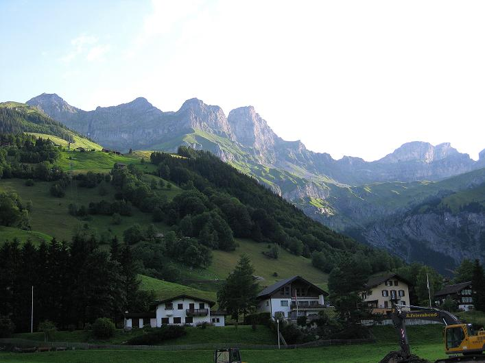 Foto: Andreas Koller / Klettersteig Tour / Klettersteig Rigidalstock (2593 m) / 15.07.2009 02:09:10