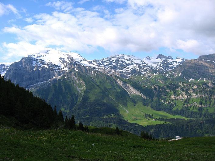 Foto: Andreas Koller / Klettersteig Tour / Klettersteig Rigidalstock (2593 m) / 15.07.2009 02:07:27