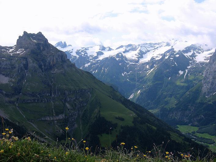 Foto: Andreas Koller / Klettersteig Tour / Klettersteig Rigidalstock (2593 m) / 15.07.2009 02:06:20