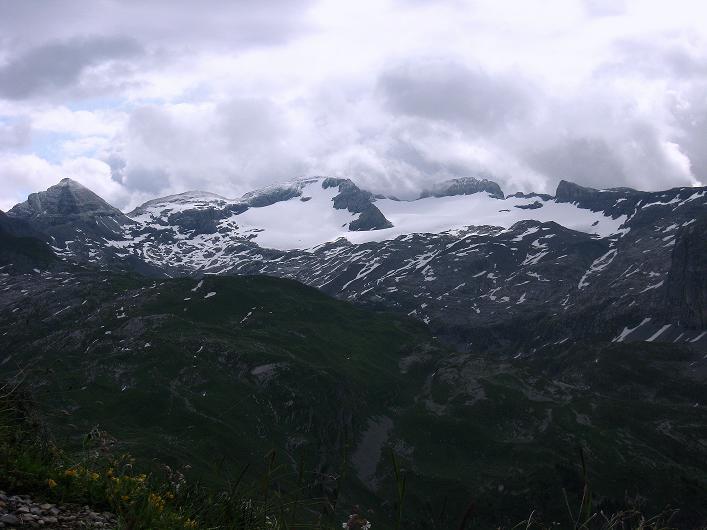 Foto: Andreas Koller / Klettersteig Tour / Klettersteig Rigidalstock (2593 m) / Uri-Rotstock-Gruppe / 15.07.2009 02:06:11