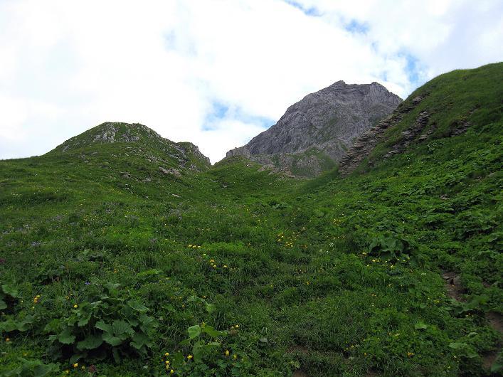 Foto: Andreas Koller / Klettersteig Tour / Klettersteig Rigidalstock (2593 m) / 15.07.2009 02:05:51
