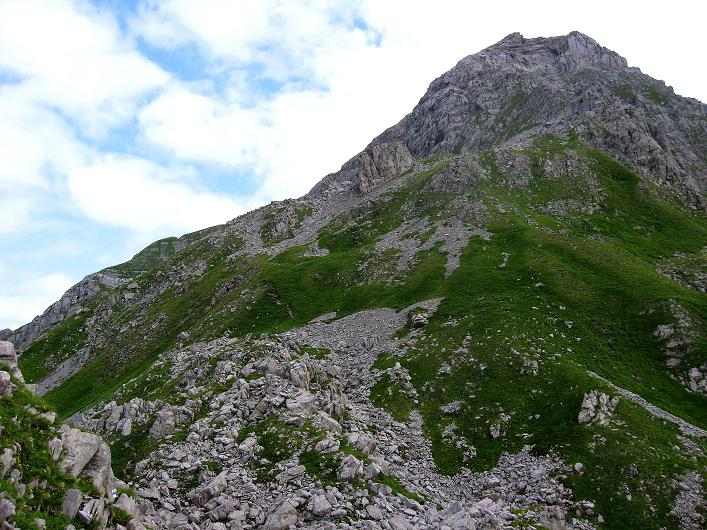 Foto: Andreas Koller / Klettersteig Tour / Klettersteig Rigidalstock (2593 m) / 15.07.2009 02:05:34