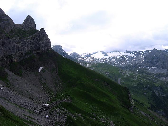 Foto: Andreas Koller / Klettersteig Tour / Klettersteig Rigidalstock (2593 m) / 15.07.2009 02:05:16