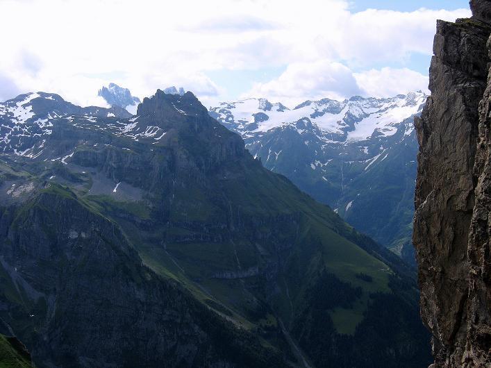 Foto: Andreas Koller / Klettersteig Tour / Klettersteig Rigidalstock (2593 m) / 15.07.2009 02:04:42