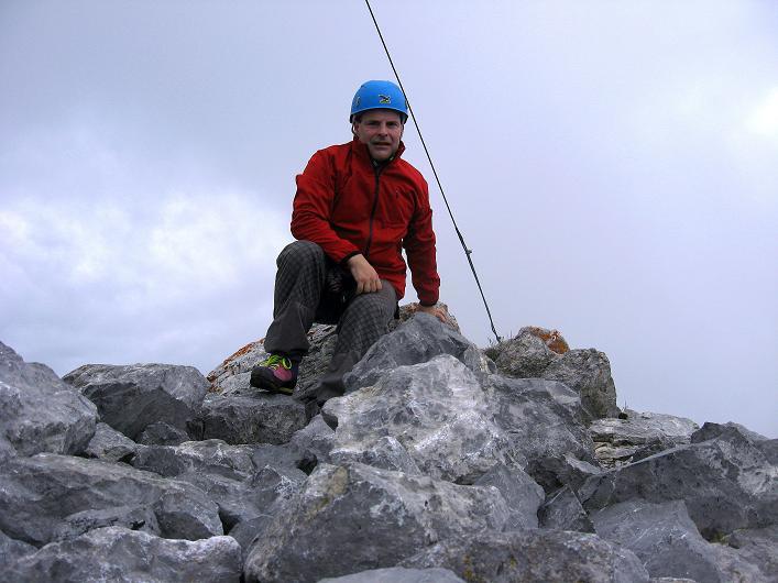 Foto: Andreas Koller / Klettersteig Tour / Klettersteig Rigidalstock (2593 m) / 15.07.2009 02:01:44