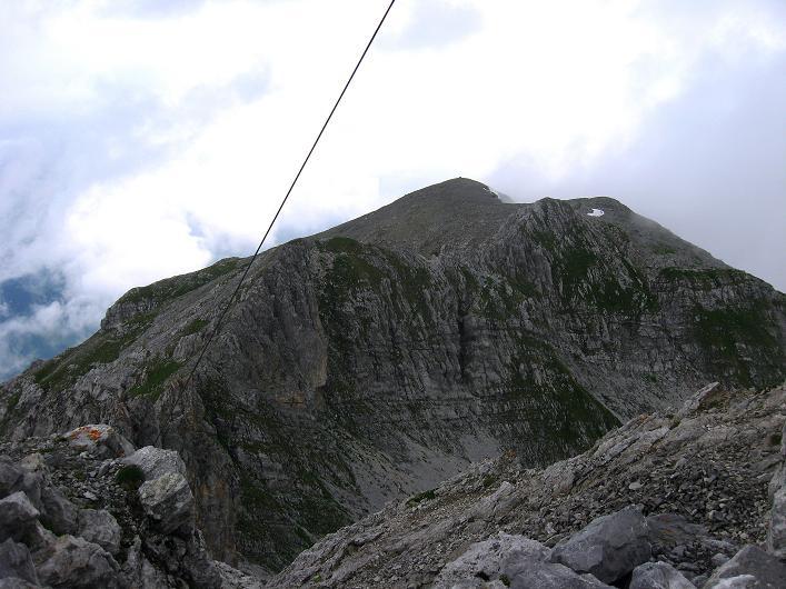 Foto: Andreas Koller / Klettersteig Tour / Klettersteig Rigidalstock (2593 m) / 15.07.2009 02:01:09