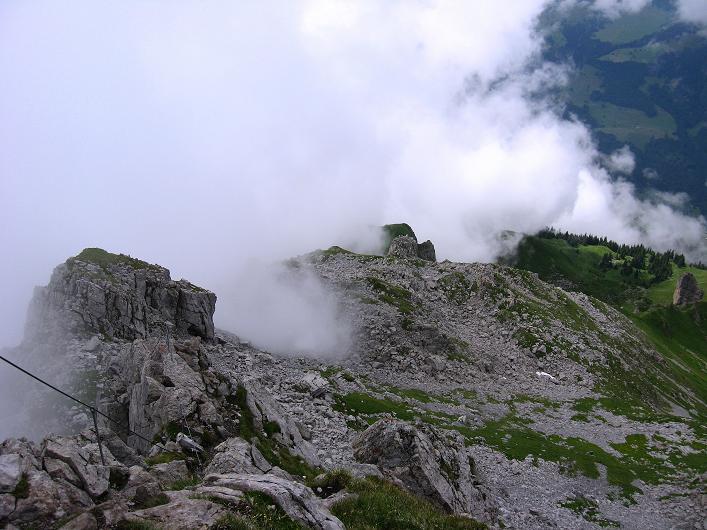 Foto: Andreas Koller / Klettersteig Tour / Klettersteig Rigidalstock (2593 m) / 15.07.2009 02:00:15