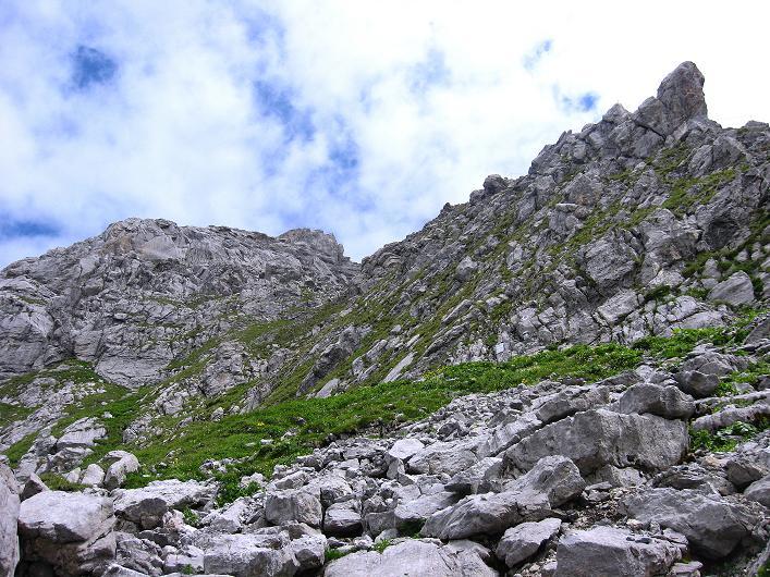 Foto: Andreas Koller / Klettersteig Tour / Klettersteig Rigidalstock (2593 m) / 15.07.2009 02:00:09