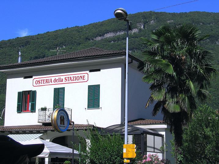 Foto: Andreas Koller / Klettersteig Tour / Via ferrata Angelino (1701 m) / Ausgangspunkt: Capolago / 16.07.2009 23:30:08
