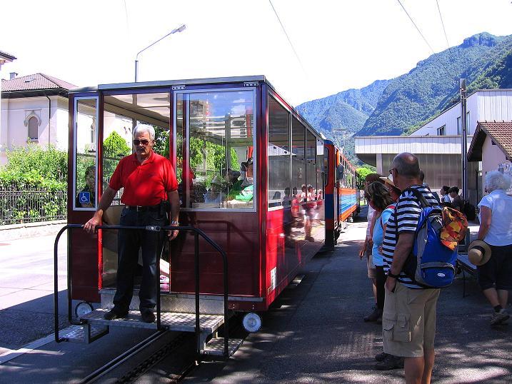 Foto: Andreas Koller / Klettersteig Tour / Via ferrata Angelino (1701 m) / 16.07.2009 23:29:55
