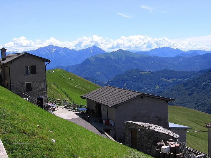 Klettersteig Tessin : Historischer klettersteig pinut graubünden flims dorf wandern