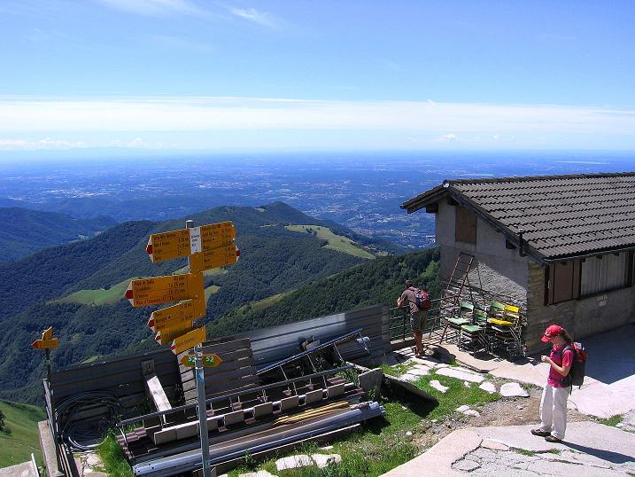 Foto: Andreas Koller / Klettersteig Tour / Via ferrata Angelino (1701 m) / 16.07.2009 23:28:21