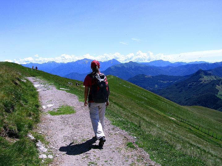 Foto: Andreas Koller / Klettersteig Tour / Via ferrata Angelino (1701 m) / 16.07.2009 23:28:12