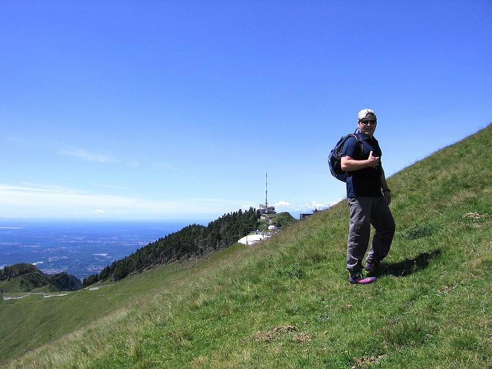 Foto: Andreas Koller / Klettersteig Tour / Via ferrata Angelino (1701 m) / 16.07.2009 23:28:03
