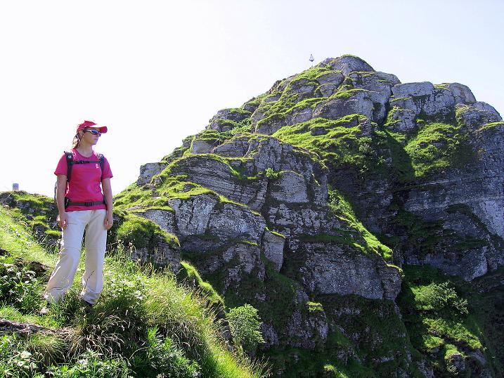 Foto: Andreas Koller / Klettersteig Tour / Via ferrata Angelino (1701 m) / Interessant, aber ein Steig, der verfällt und daher gefährlich ist! / 16.07.2009 23:26:20