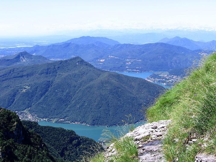 Foto: Andreas Koller / Klettersteig Tour / Via ferrata Angelino (1701 m) / 16.07.2009 23:25:41