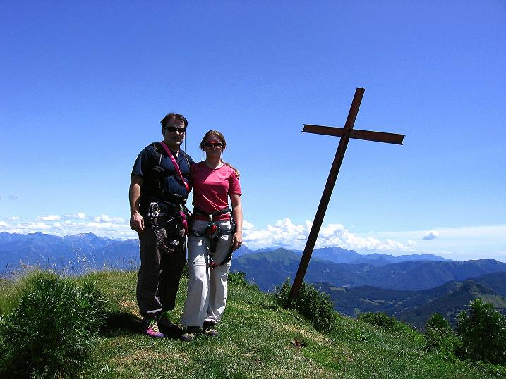 Foto: Andreas Koller / Klettersteig Tour / Via ferrata Angelino (1701 m) / Am Baraghetto / 16.07.2009 23:24:01