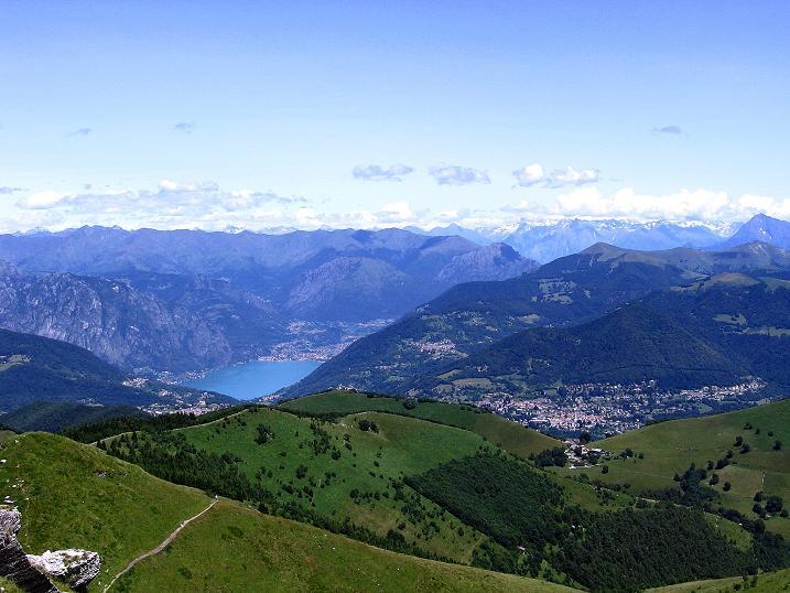 Foto: Andreas Koller / Klettersteig Tour / Via ferrata Angelino (1701 m) / 16.07.2009 23:23:45