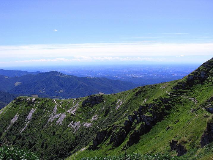 Foto: Andreas Koller / Klettersteig Tour / Via ferrata Angelino (1701 m) / 16.07.2009 23:23:14