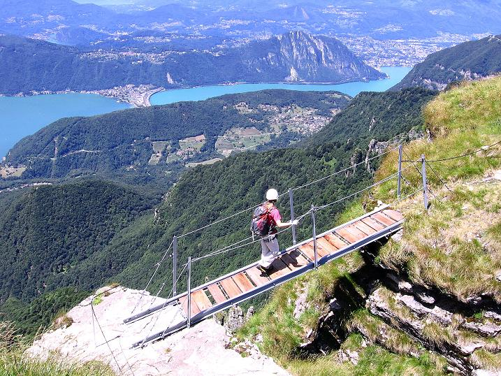 Foto: Andreas Koller / Klettersteig Tour / Via ferrata Angelino (1701 m) / 16.07.2009 23:22:47