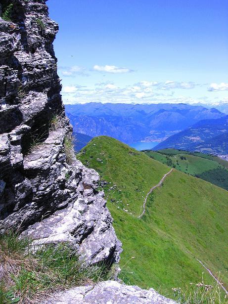 Foto: Andreas Koller / Klettersteig Tour / Via ferrata Angelino (1701 m) / 16.07.2009 23:18:34