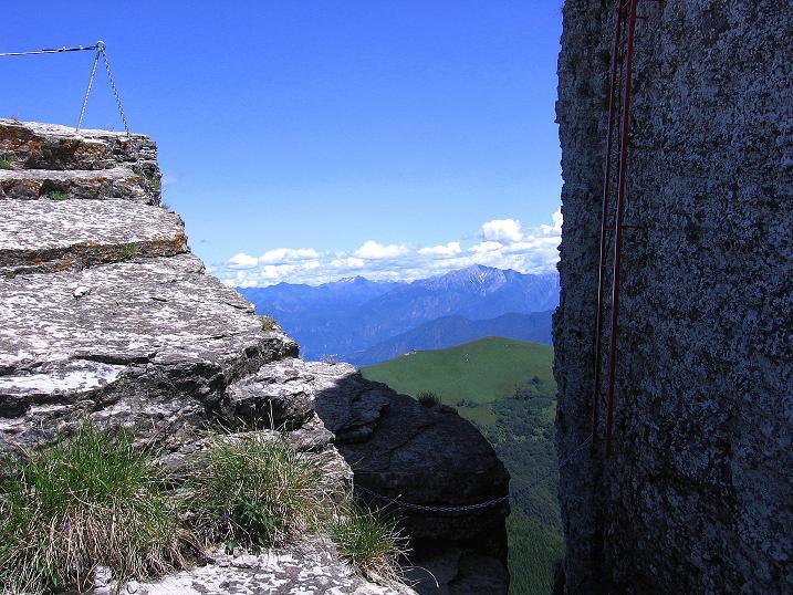 Foto: Andreas Koller / Klettersteig Tour / Via ferrata Angelino (1701 m) / 16.07.2009 23:18:05