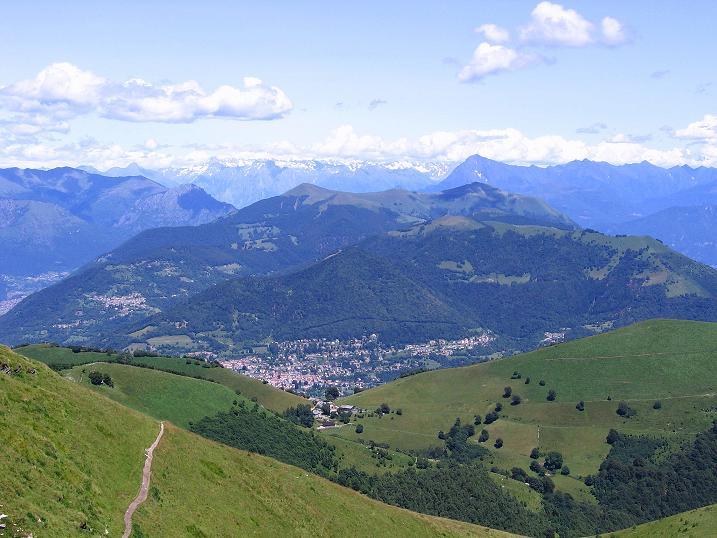 Foto: Andreas Koller / Klettersteig Tour / Via ferrata Angelino (1701 m) / 16.07.2009 23:16:34