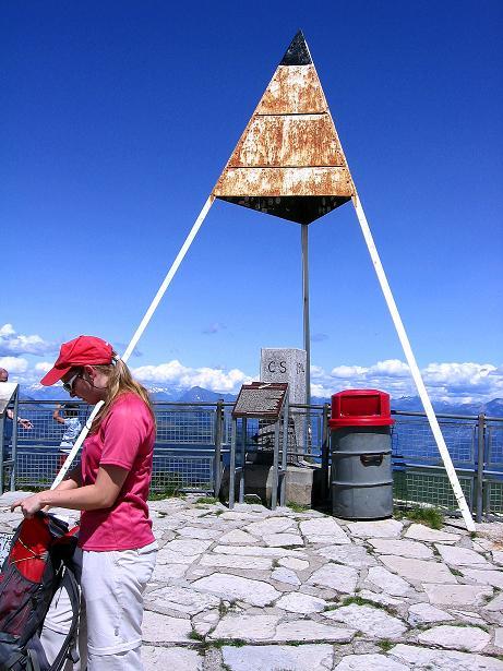 Foto: Andreas Koller / Klettersteig Tour / Via ferrata Angelino (1701 m) / 16.07.2009 23:14:55