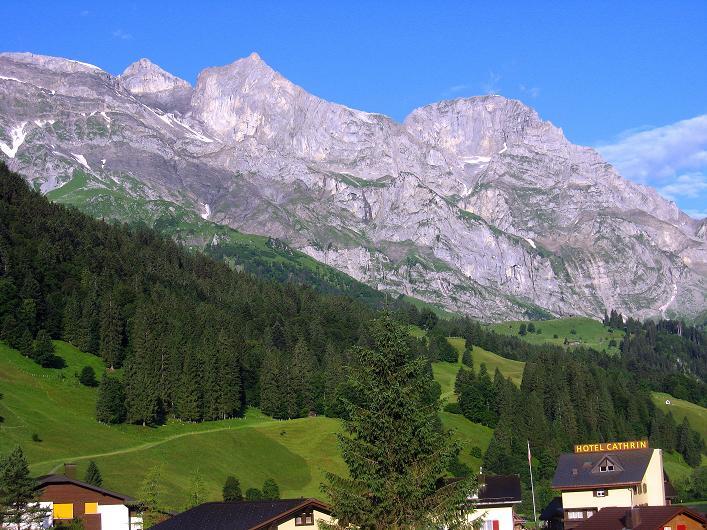 Foto: Andreas Koller / Klettersteig Tour / Klettersteig Graustock (2662 m) / 15.07.2009 23:59:15