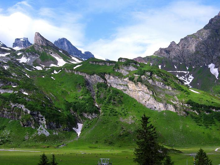 Foto: Andreas Koller / Klettersteig Tour / Klettersteig Graustock (2662 m) / 15.07.2009 23:58:23