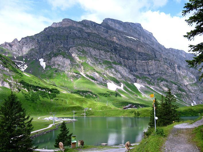Foto: Andreas Koller / Klettersteig Tour / Klettersteig Graustock (2662 m) / 15.07.2009 23:58:13
