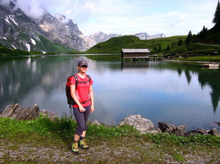 Foto: Andreas Koller / Klettersteig Tour / Klettersteig Graustock (2662 m) / 15.07.2009 23:57:50