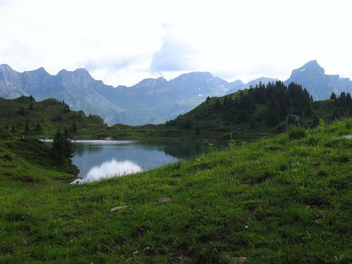 Foto: Andreas Koller / Klettersteig Tour / Klettersteig Graustock (2662 m) / 15.07.2009 23:57:35