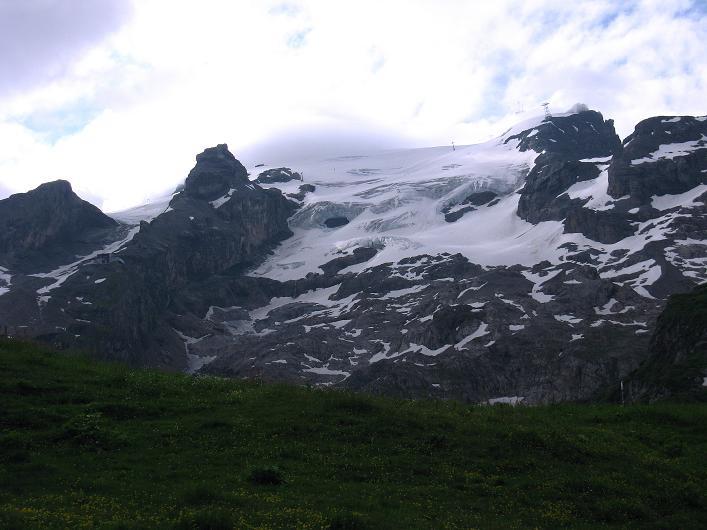 Foto: Andreas Koller / Klettersteig Tour / Klettersteig Graustock (2662 m) / 15.07.2009 23:57:26