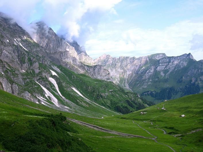 Foto: Andreas Koller / Klettersteig Tour / Klettersteig Graustock (2662 m) / 15.07.2009 23:57:19