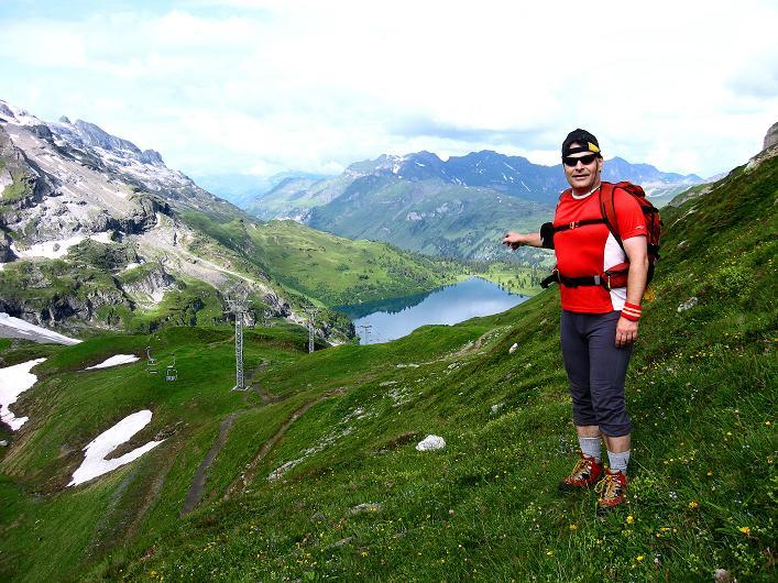 Foto: Andreas Koller / Klettersteig Tour / Klettersteig Graustock (2662 m) / 15.07.2009 23:57:02