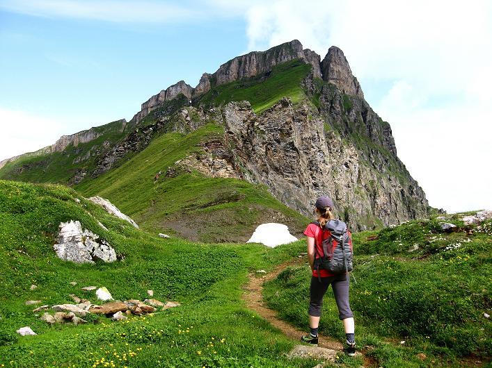 Foto: Andreas Koller / Klettersteig Tour / Klettersteig Graustock (2662 m) / 15.07.2009 23:56:38