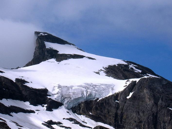 Foto: Andreas Koller / Klettersteig Tour / Klettersteig Graustock (2662 m) / 15.07.2009 23:56:02