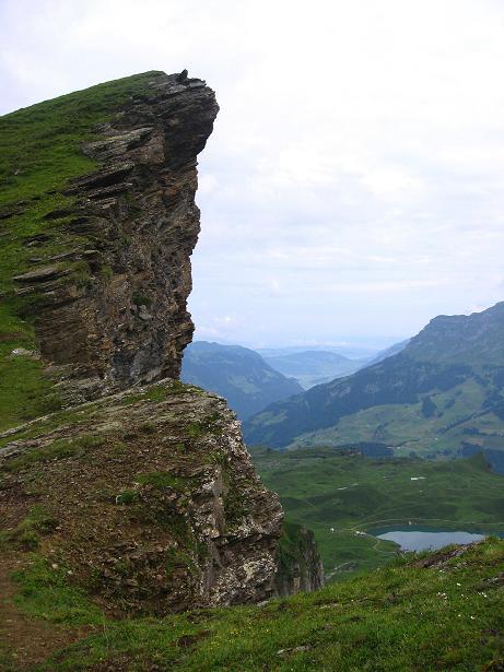 Foto: Andreas Koller / Klettersteig Tour / Klettersteig Graustock (2662 m) / 15.07.2009 23:54:25