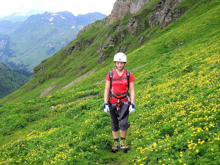 Foto: Andreas Koller / Klettersteig Tour / Klettersteig Graustock (2662 m) / 15.07.2009 23:54:17