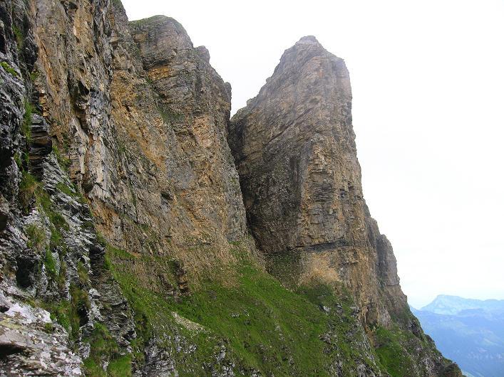 Foto: Andreas Koller / Klettersteig Tour / Klettersteig Graustock (2662 m) / 15.07.2009 23:53:40