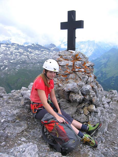 Foto: Andreas Koller / Klettersteig Tour / Klettersteig Graustock (2662 m) / 15.07.2009 23:44:25